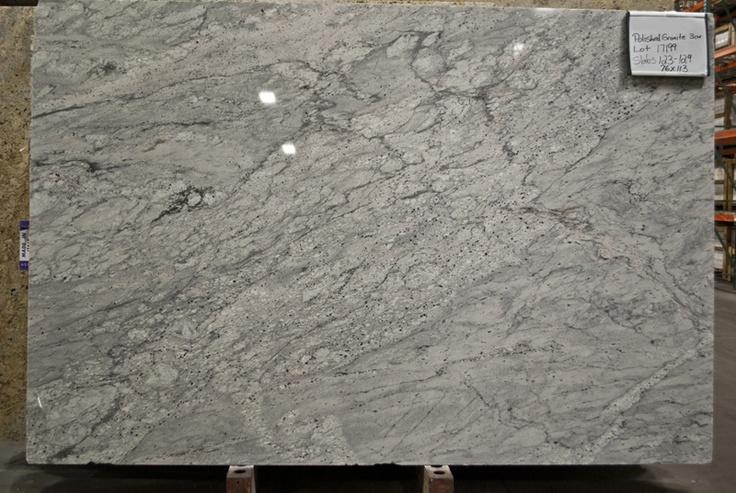 River White Granite Kitchen Rehab Ideas Pinterest