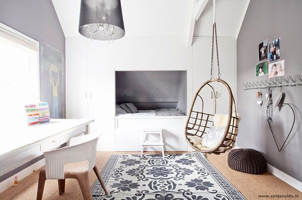 mommo design - Indoor Swings