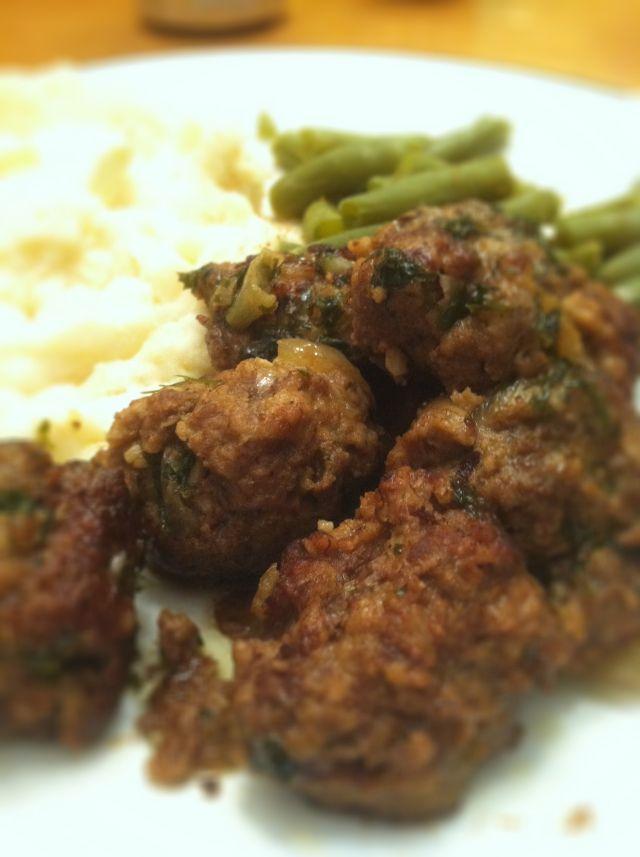 Cajun Meatballs | Cajun & Southern Recipes | Pinterest
