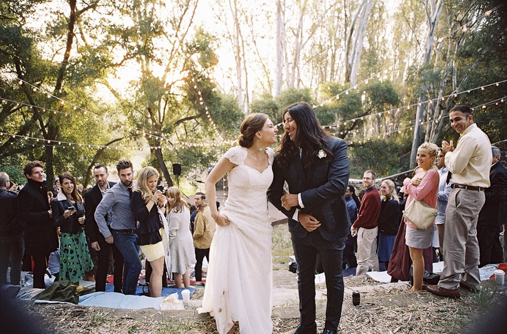 Hipster Backyard Wedding : backyard weddinghipster wedding  Our Wedding )  Pinterest
