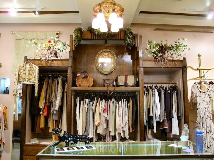 Village Voice vintage clothing store Top 10