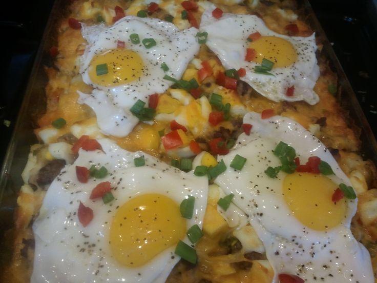 Breakfast Potato Casserole   Great Meals I 've made for my husband ...