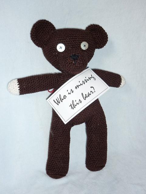 mr Beans bear!