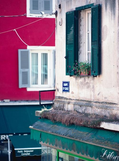 Corte, Corsica, France, 2011.