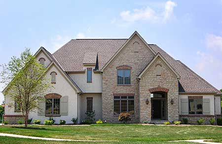 Beautiful French Country Home Plan