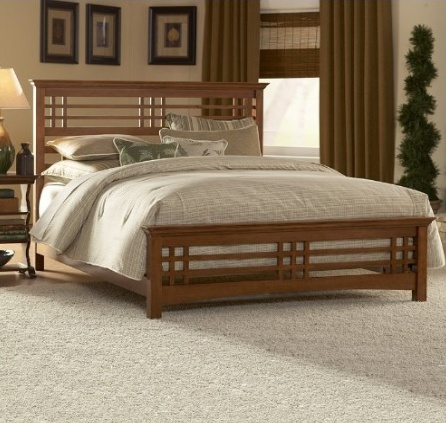 Mission Style Bedroom Furniture King Bedrooms