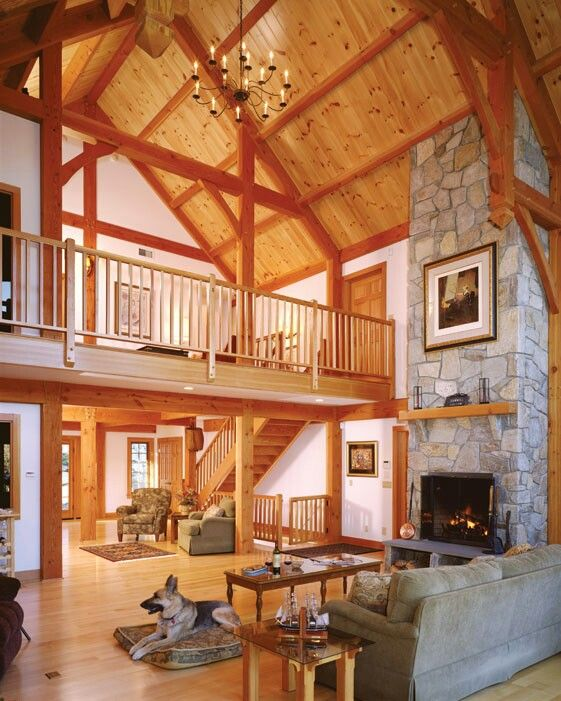 another inside an a frame house a frame houses pinterest
