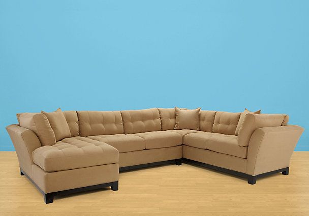 Metropolis Sectional Rooms To Go Home Sweet Home Pinterest