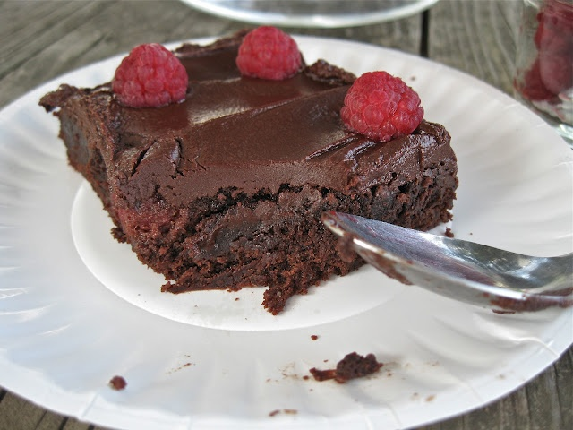 Raspberry Truffle Brownies | desserts | Pinterest