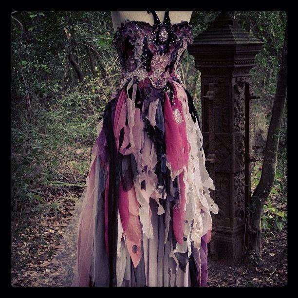 dream bohemian fantasy steampunk vampire goth witch