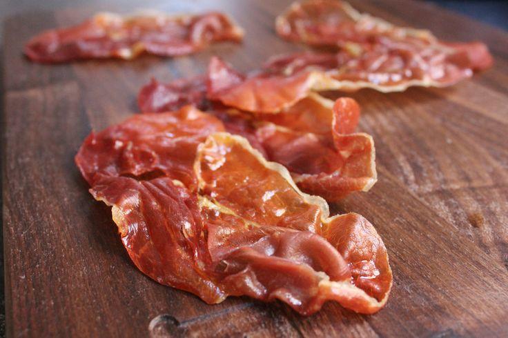 Crispy Baked Porkitos. | Paleo Treats | Pinterest
