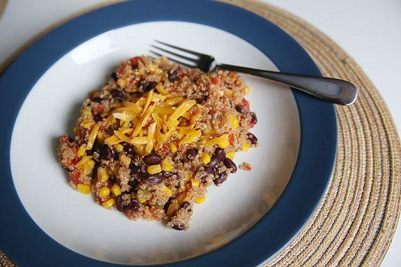 Heather Drive | Mexican Quinoa