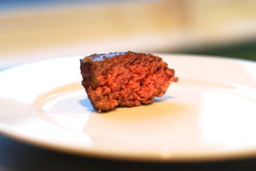 Sous Vide Grass Fed Beef Burgers | Sous Vide | Pinterest