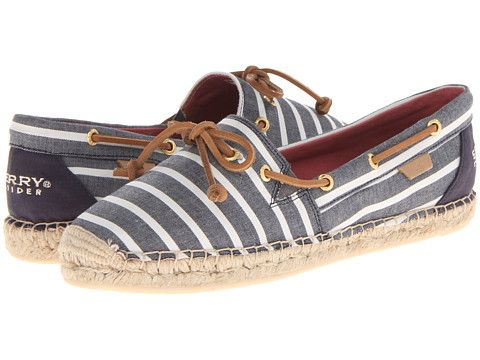 Sperry Top-Sider - great with capris