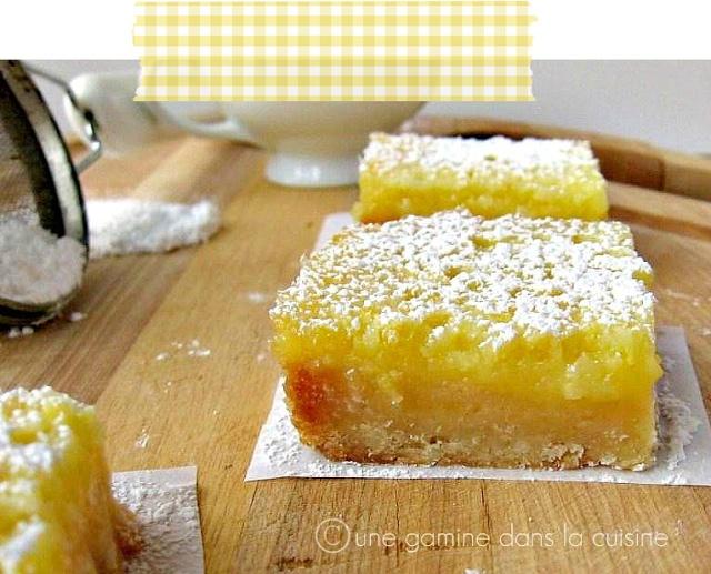 Whole Lemon Bars | Cooking. | Pinterest