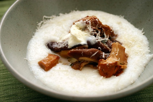baked polenta with mushrooms polenta with wild mushrooms creamy ...