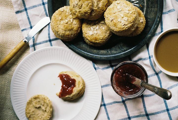 Whole Wheat Biscuits | rise & shine. | Pinterest