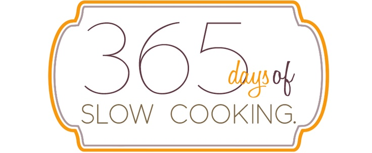 365 Days of Slow Cooking... im going to start using my crock pot more