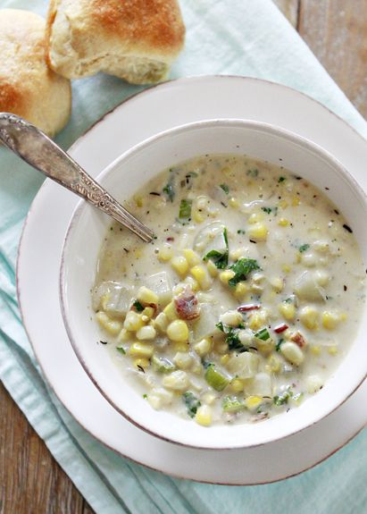 Corn Chowder Recipes