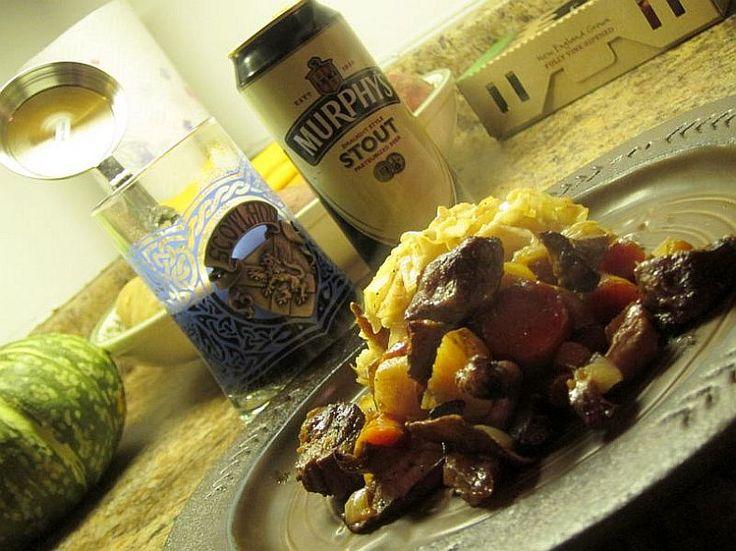 Irish Stout Lamb Stew and Colcannon | Entertaining ala St. Pat's | Pi ...