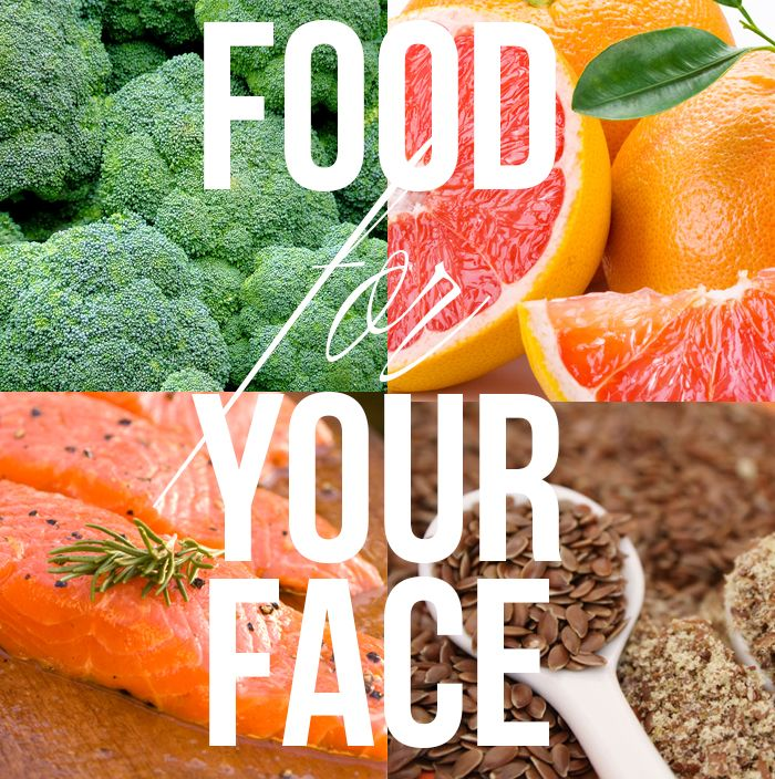 Check out this article about foods to improve your skin! Sometime's a dancer's skin really takes a beating with all that stage makeup and sweat.