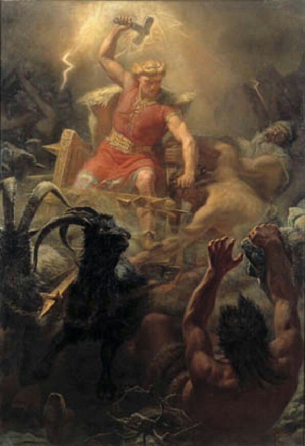 Giant norse mythology - photo#26