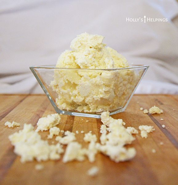 Homemade Ricotta | hollyshelpings.com | Show Stopper Saturday Party ...