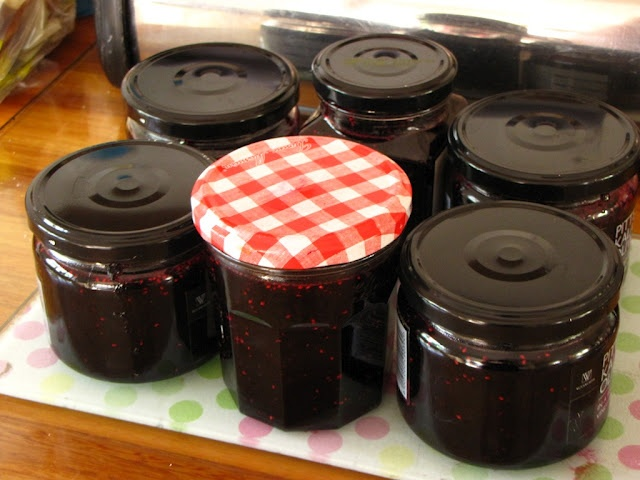 Mulberry Jam Recipe   Food I want to make/try   Pinterest