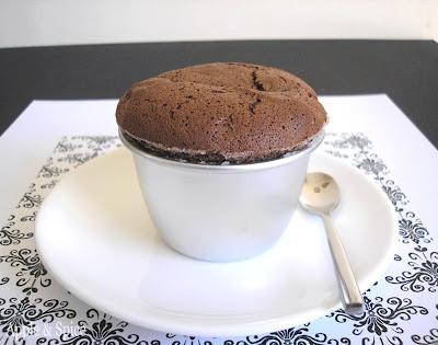 GF Individual Warm Chocolate Puddings | Gluten Free Baking & Desserts ...