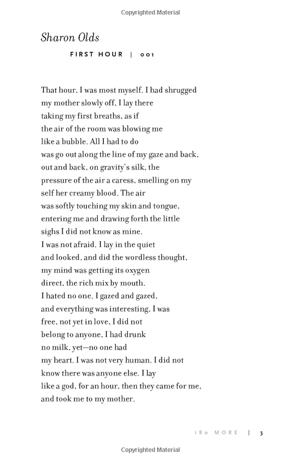 a review of sharon olds poem sex without love