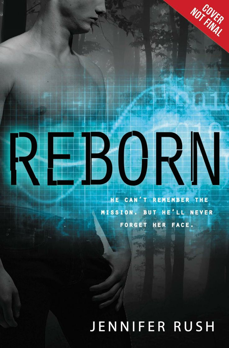 Reborn (Altered, #3) by Jennifer Rush