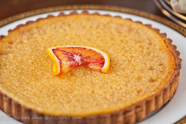 Blood Orange Tart | Recipe