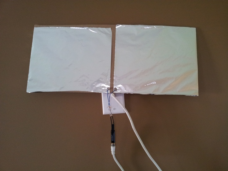 Diy Digital Tv Antenna