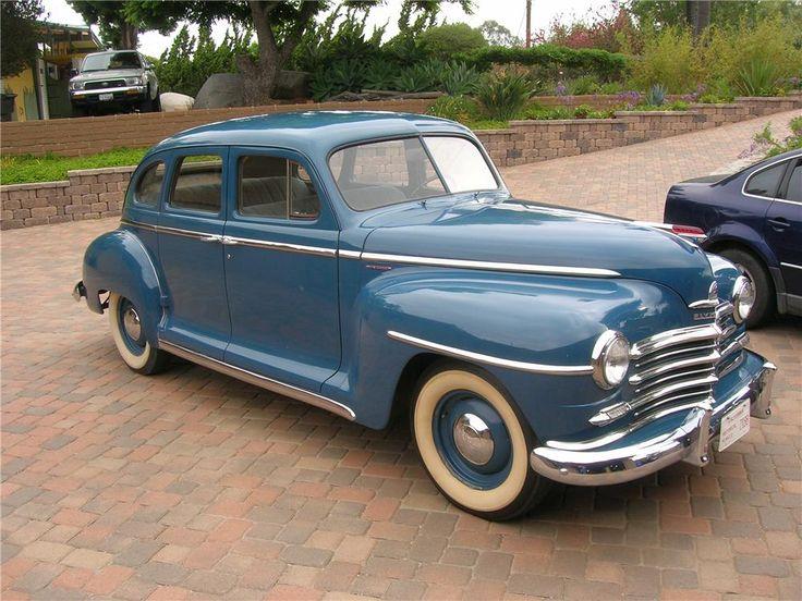 1946 plymouth deluxe four door sedan vehicles i love for 1941 plymouth 4 door sedan