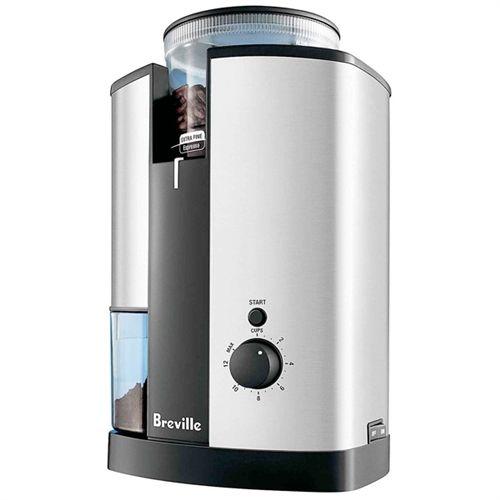 Breville Coffee Maker Slow : Breville Conical Burr Grinder Coffee // Tea Geekery Pinterest