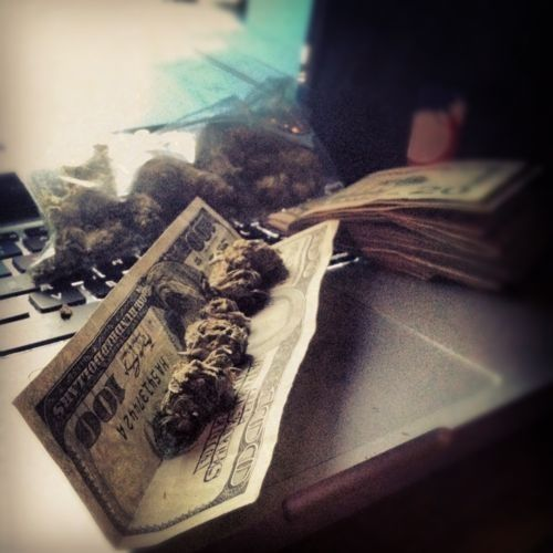 Money and Weed | Dope | Pinterest