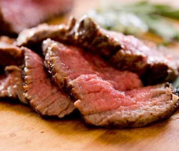 Classic Tenderloin with Cranberry Drizzle - Woodson & James Angus Beef
