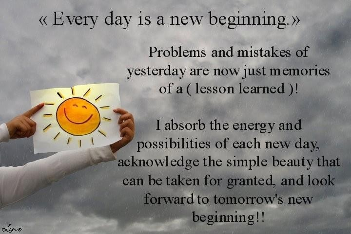 Funny Life Quotes: Inspirational Quotes New Beginnings