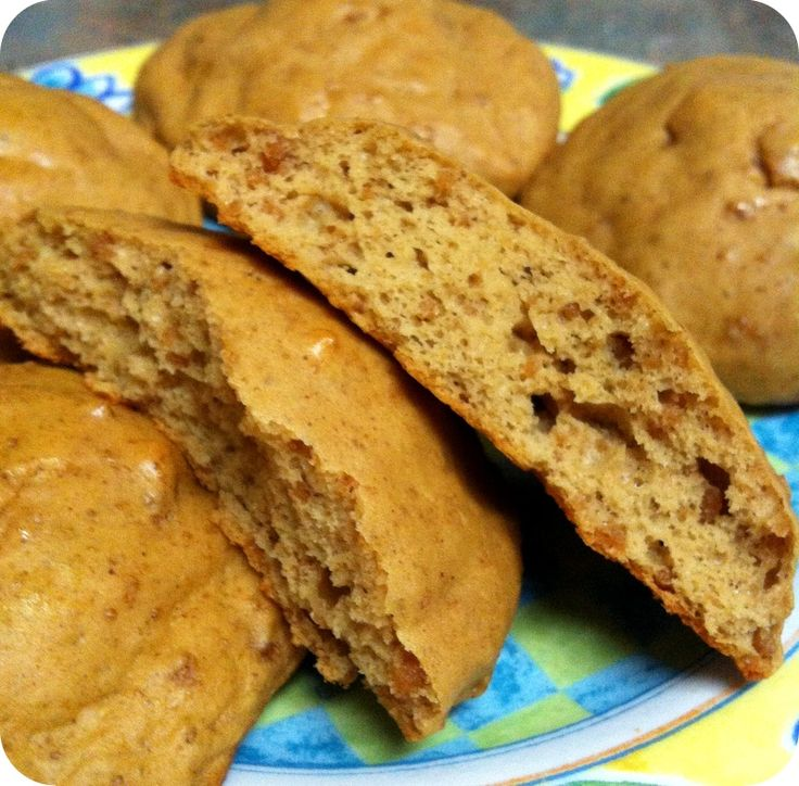 Flour-less Peanut Butter Protein Cookies | Sweet | Pinterest