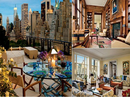most expensive apartment in manhattan fabulous home