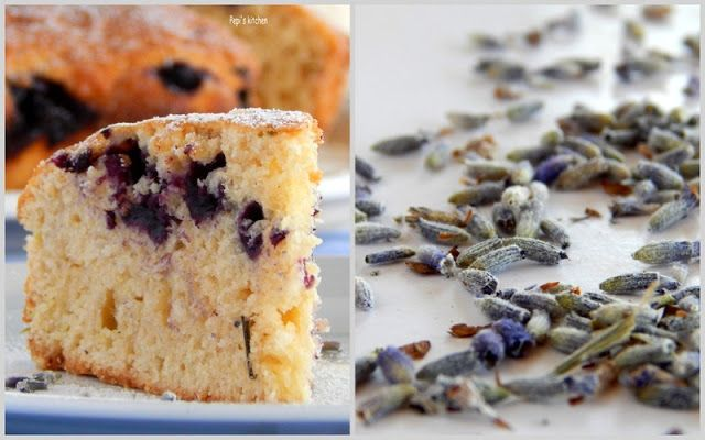 Blueberry Lavender Cake Cake Ideas and Designs