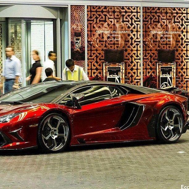 Red Lamborghini Aventador: Pin By Ian Brown On My Vision Board