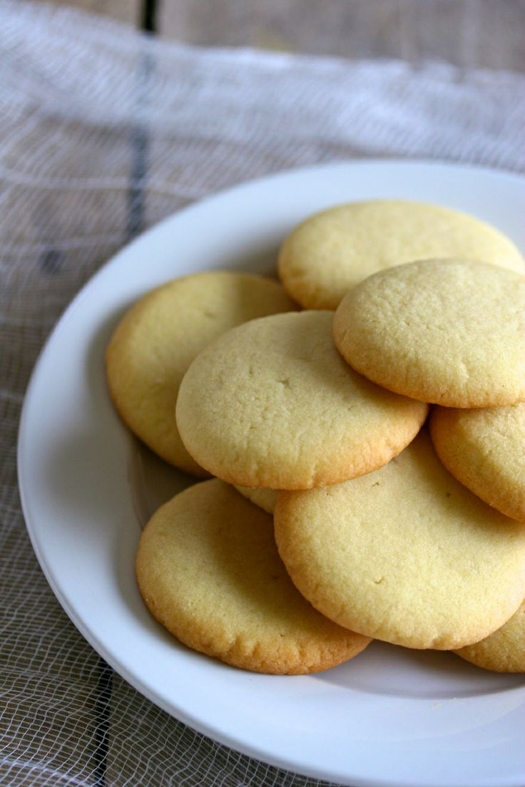 Melt - In - Your - Mouth Shortbread Recipes — Dishmaps