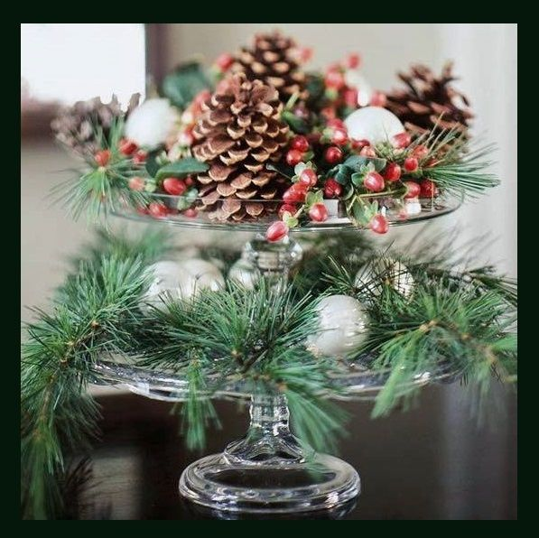 Pine cone centerpiece a year of 184 168 184 184 centerpieces