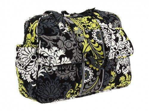 my vera bradley diaper bag wish list pinterest. Black Bedroom Furniture Sets. Home Design Ideas
