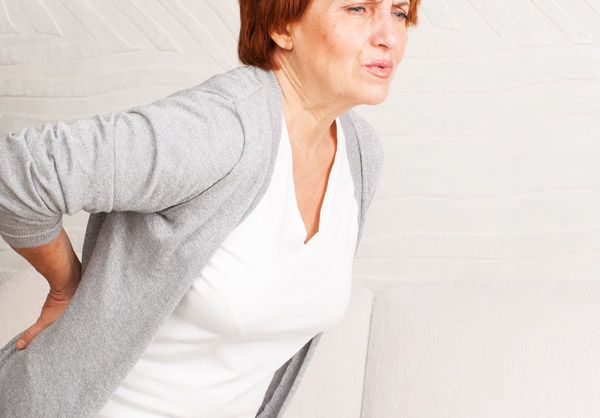 What is my back pain?