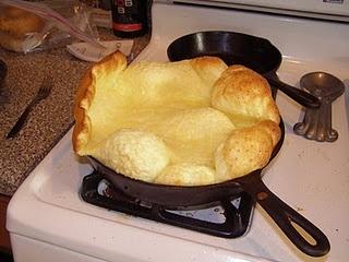 German Oven Pancakes - Growing Up Gabel @thegabels #breakfast