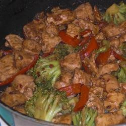 Sweet and Spicy Stir Fry with Chicken and Broccoli Allrecipes.com