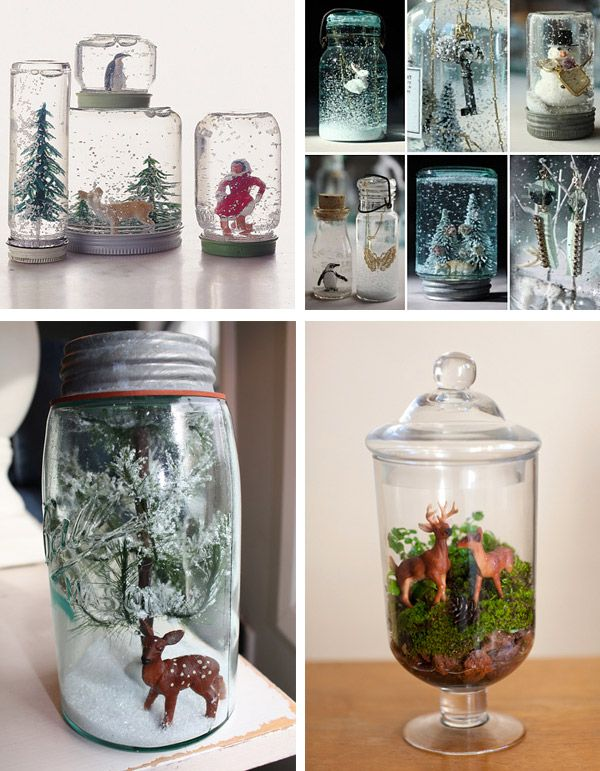 Terrarium ideas crafty pinterest - Deco de noel a faire soi meme pour adulte ...