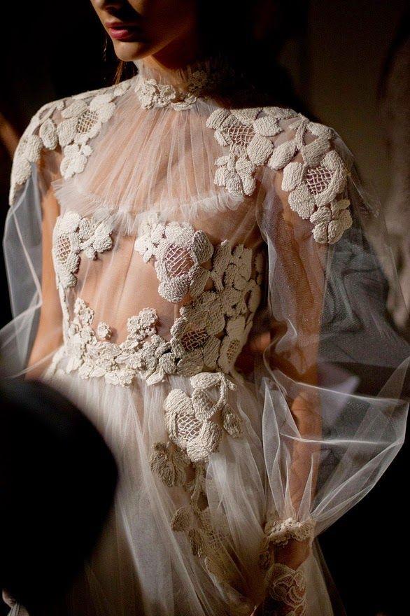 Confesiones de una boda: Tendencia: Vestidos efecto tatuaje